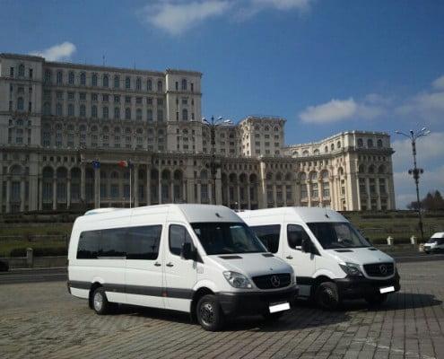 Transport copii la scoala